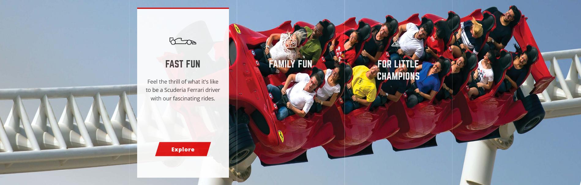 Ferrari world coupon code