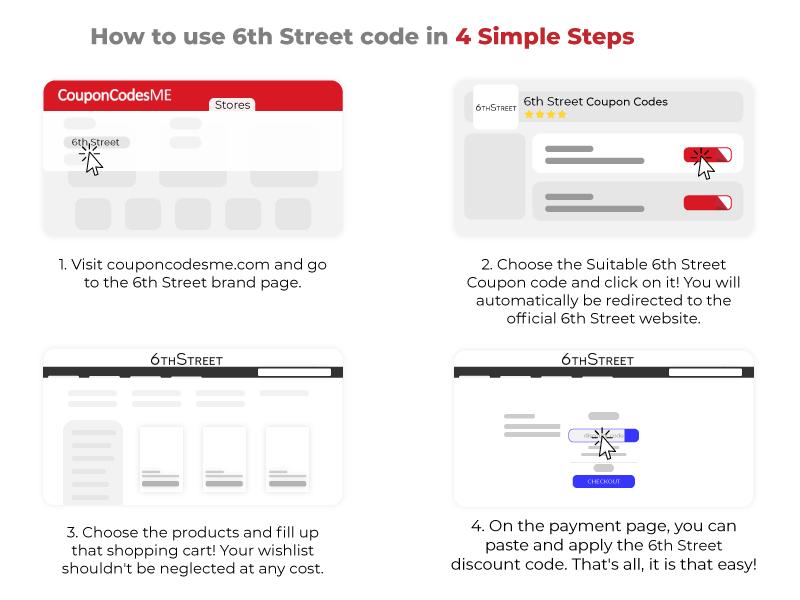 6th Street Promo Code