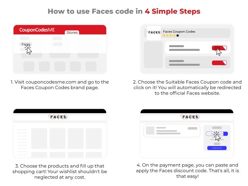 Faces Coupon Code