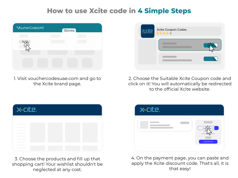 Xcite Promo Code
