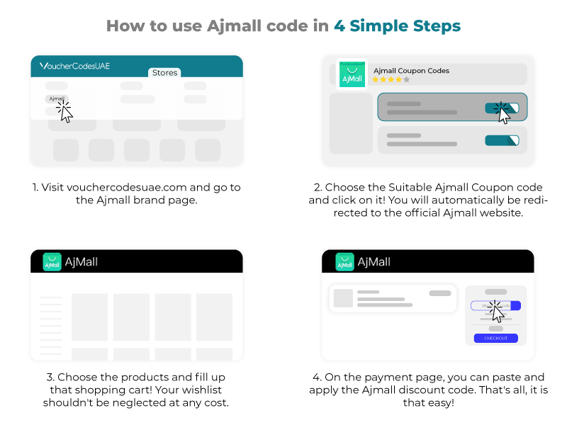 Ajmall Promo Code