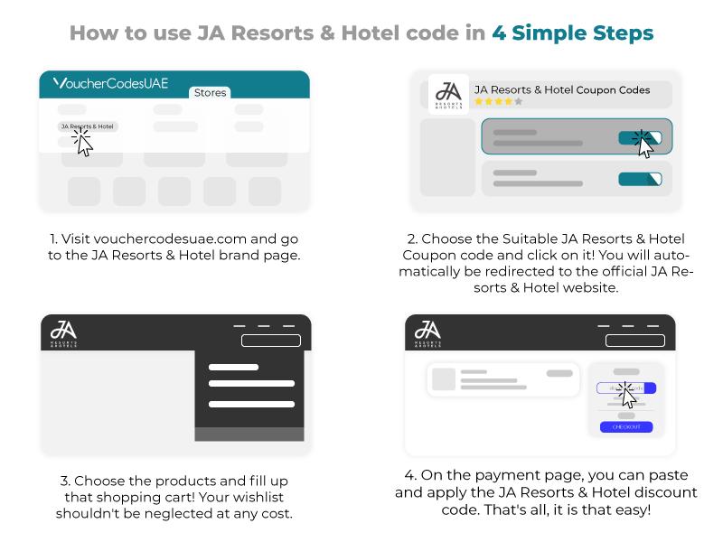 JA Resorts & Hotels Coupon Code