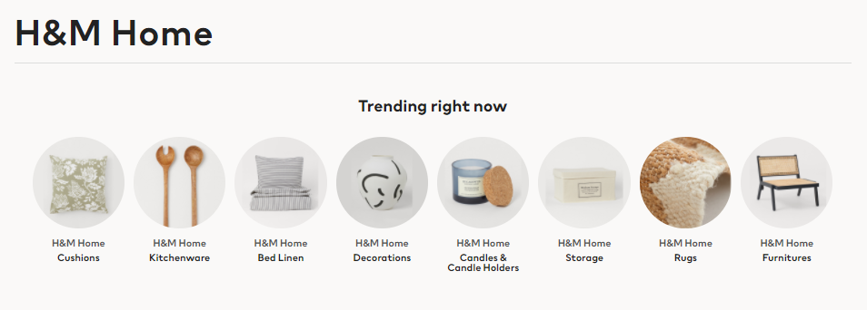 H&M home coupon codes