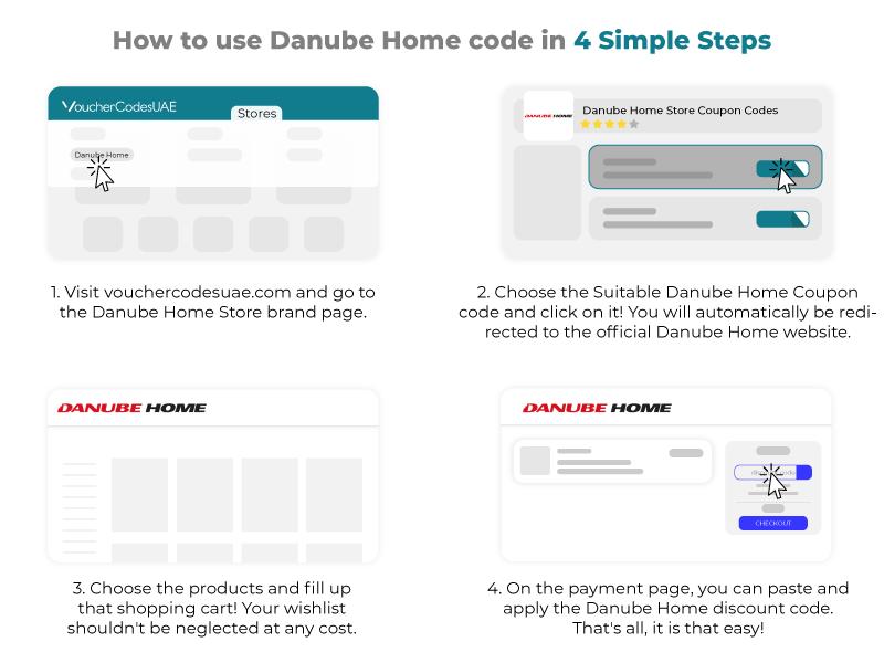 Danube Home Discount Codes
