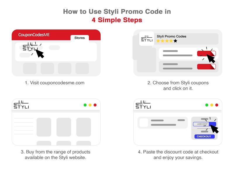 Styli Promo Code