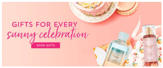 Bath and Body Works Code