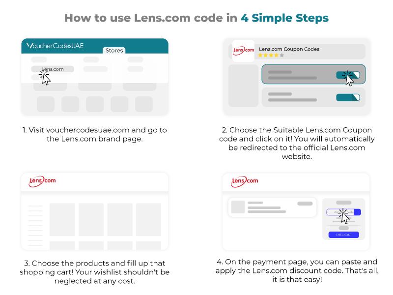 Lens.com Promo Code