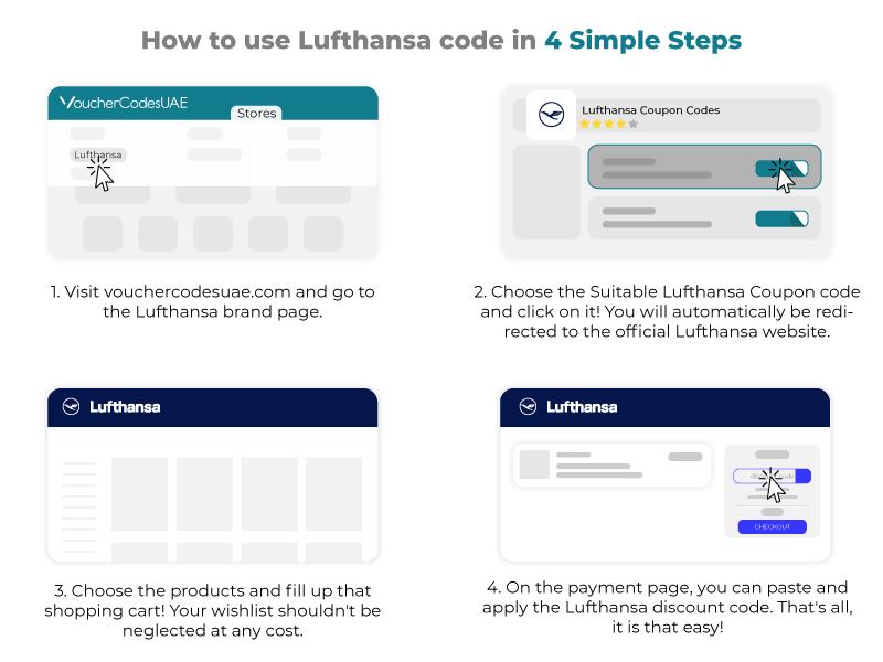 Lufthansa Promotional Code