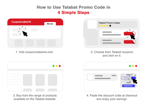 Talabat Promo code