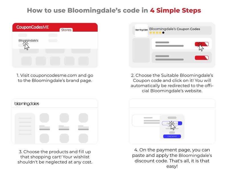 Bloomingdale's Discount Code