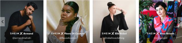 SHEIN Coupon Codes