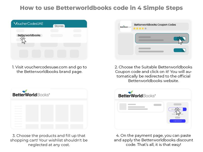 BetterWorldBooks Promo Code