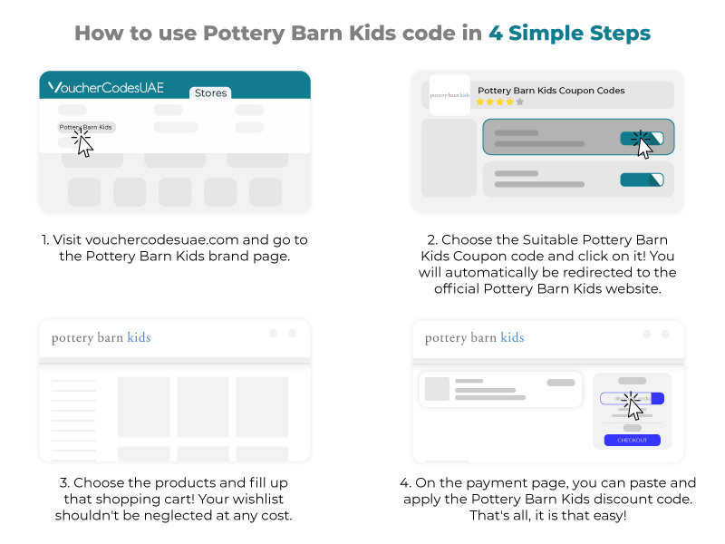 Pottery Barn Kids Discount Codes