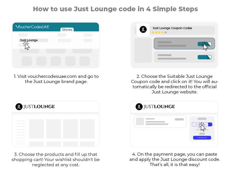 Just Lounge Promo Code