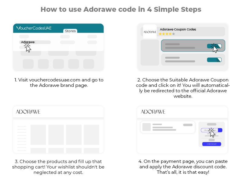 Adorawe Promo Code
