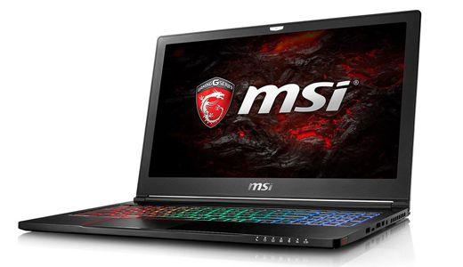 MSI GL62M 7RD Laptop Gaming MSI Terbaik