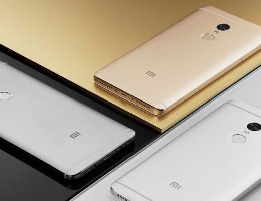 Xiaomi Note 4 Pro