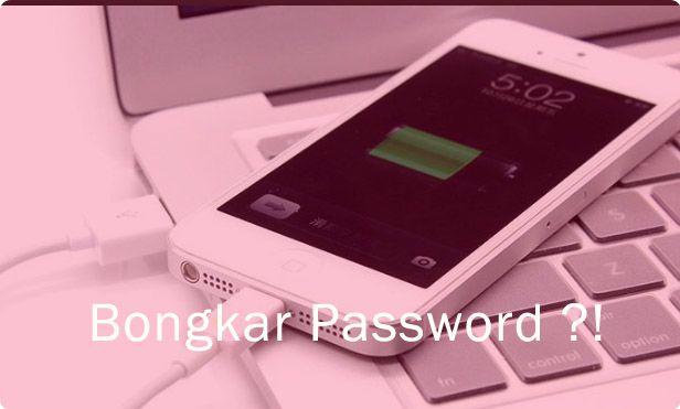 Cara Buka Kunci Android