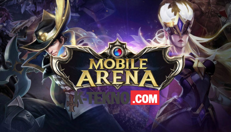 Download Game Arena Of Valor