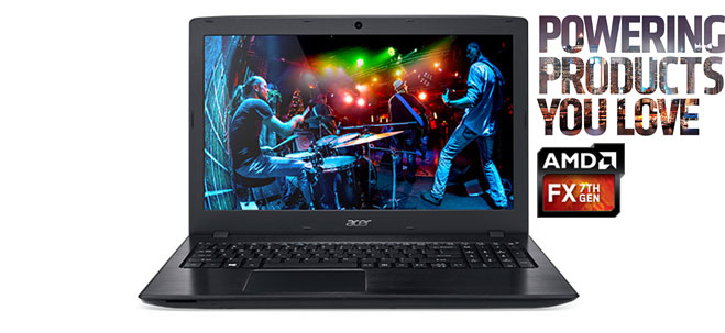 Laptop Gaming Acer Aspire E5-553G