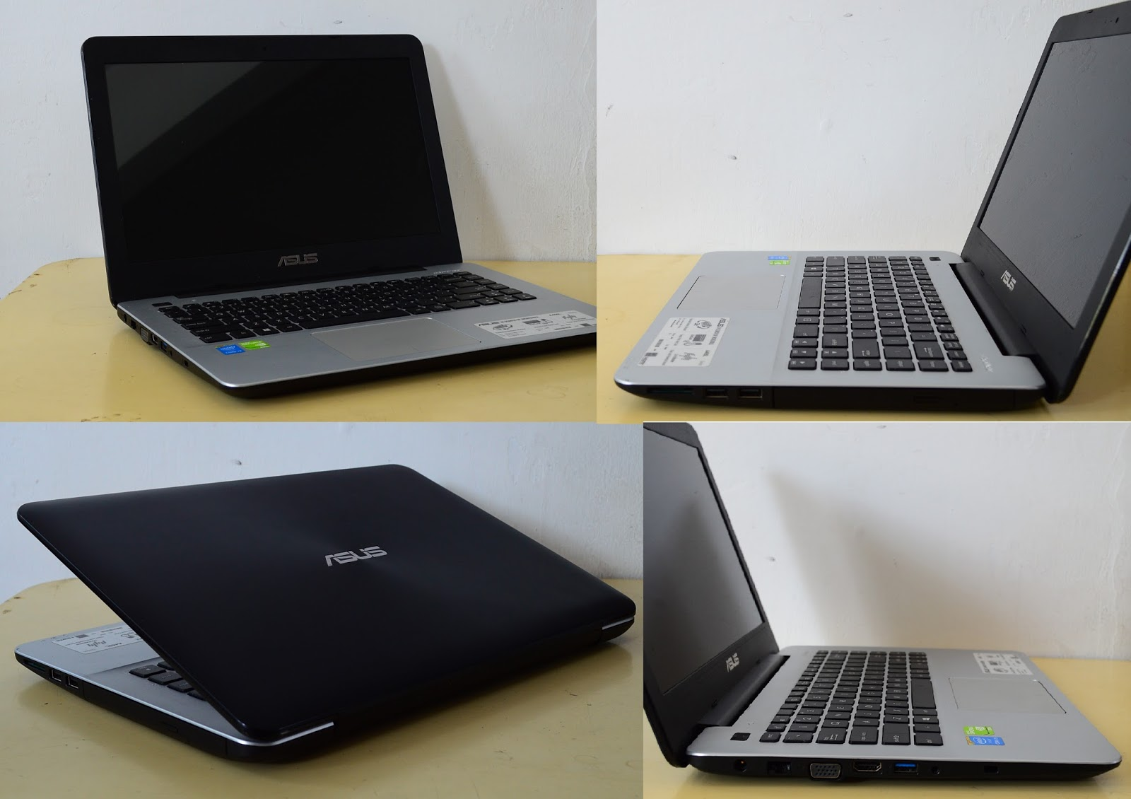 Laptop Asus Core I3 Terbaru