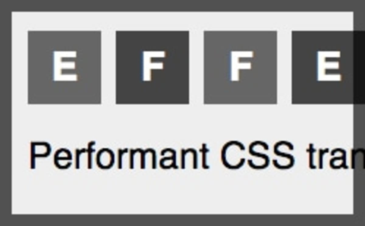 Thumbnail for #128: Effeckt.css, Local Setup with Grunt, and Contributing on GitHub