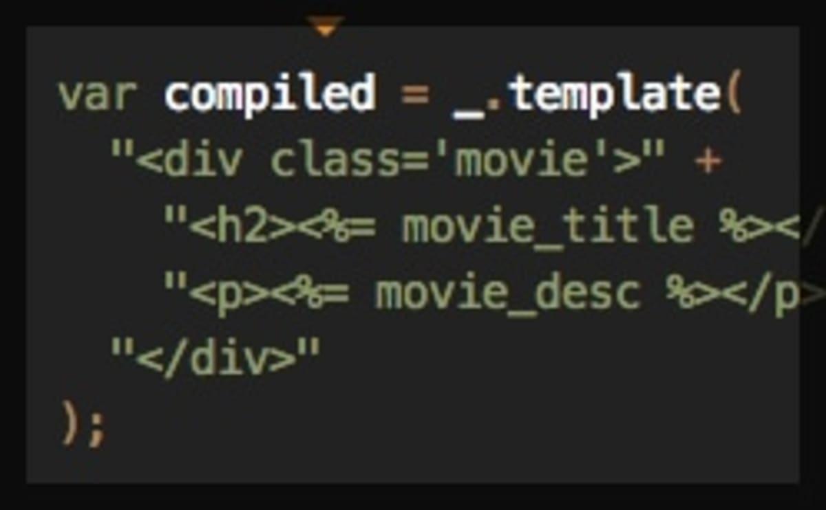 Thumbnail for #127: Basics of JavaScript Templating