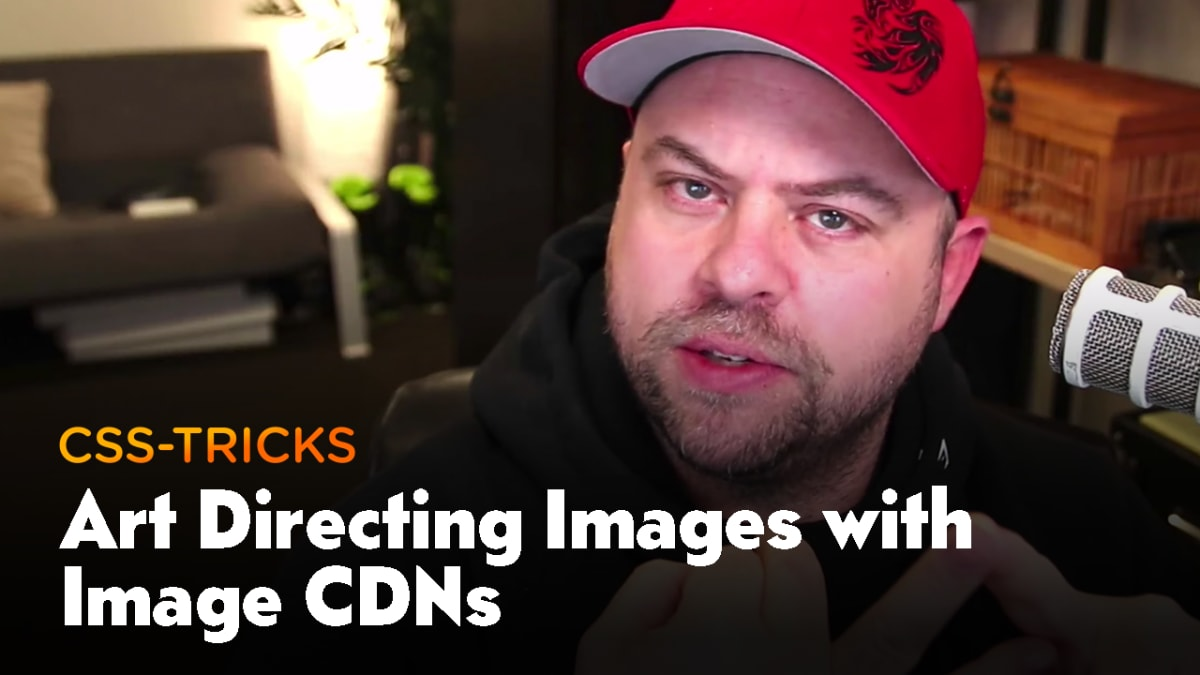 Thumbnail for #183: Art Directing Images, the Picture Element, and Image CDNs
