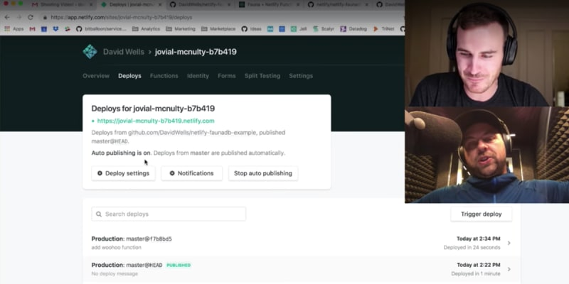 Thumbnail for #165: Building Your Backend with Serverless Functions
