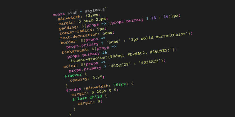 Thumbnail for #168: CSS-in-JS