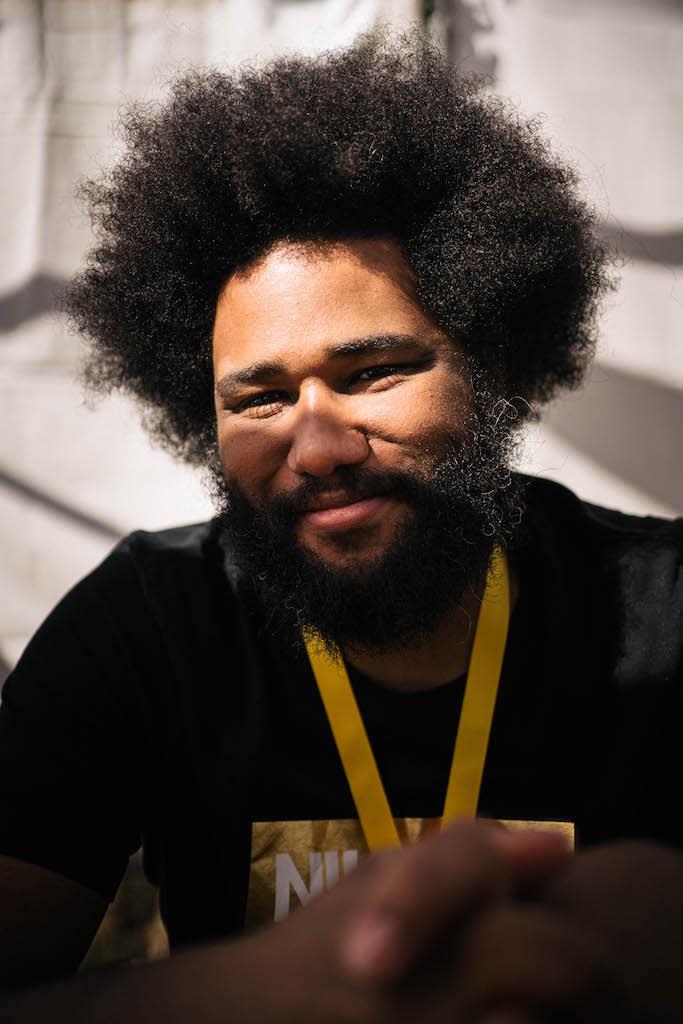 Portrait of Jeremy Tanner