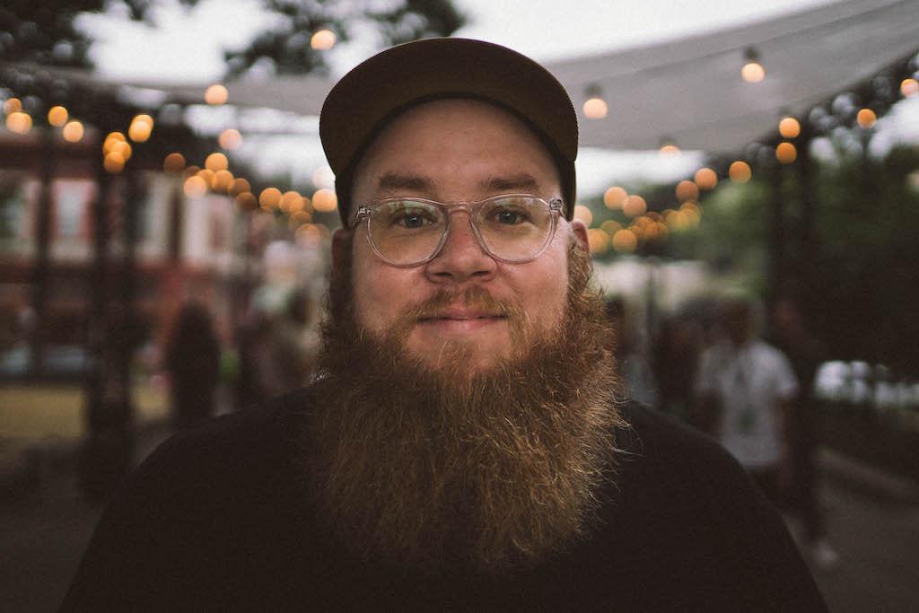 Portrait of Justin Pervorse