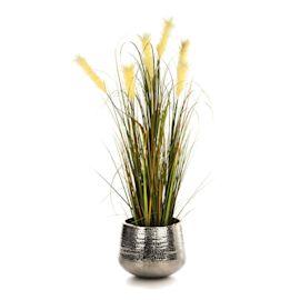 Kunstpflanze Wildgras, Kunststoff
