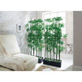Kunstpflanze Raumtrenner Bambus, Ku...