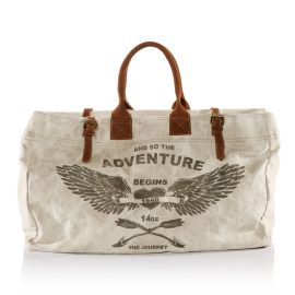 """Weekender, """"And so the adventure be..."""