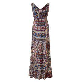 Mrs. Foxworthy - Kleid, bodenlang