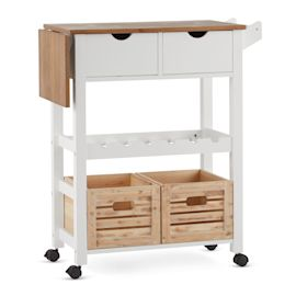 miaVILLA - Küchenrollwagen Levi
