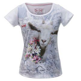 Shirt Liabe Goaß, Länge ca. 56 cm, ...