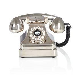 wild & wolf - Retro-Telefon, Tastat...
