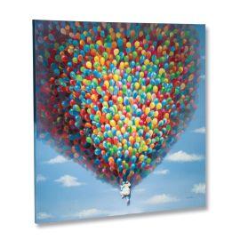 miaVILLA - Bild Balloons, Leinwand,...