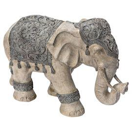 miaVILLA - Dekofigur Elefant, orien...