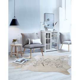 Sessel, ohne Lehnen, modern, Holz, ...