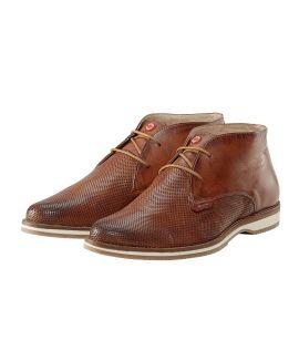 NOBRAND - Schuhe, perforiert, Kontr...