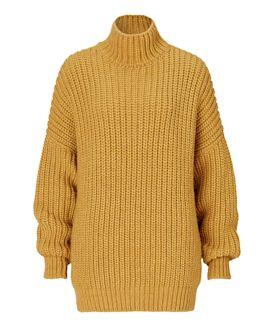 ODEON - Pullover, Stehkragen, overs...