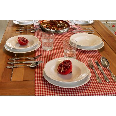 Tafelservice Landhausstil tafelservice 12 tlg theresia spülmaschinen und