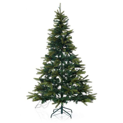 deko tannenbaum beleuchtet kunststoff metall ca h180 cm weihnachtsbeleuchtung. Black Bedroom Furniture Sets. Home Design Ideas