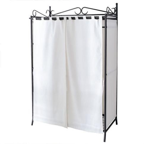 kleiderschrank air vorderansicht. Black Bedroom Furniture Sets. Home Design Ideas