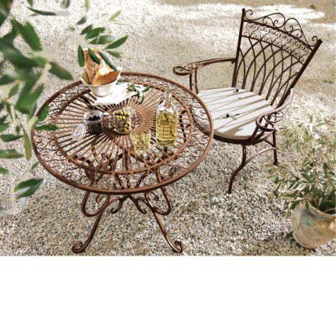 gartenmöbel-set, 3-tlg. versailles, Garten und bauen