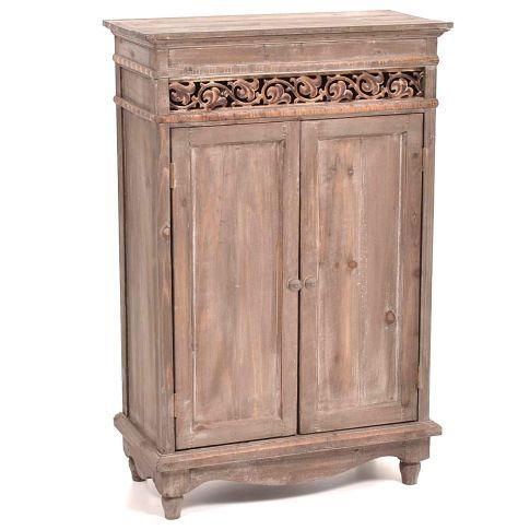 kommode used look tannenholz kommoden m bel wohnen. Black Bedroom Furniture Sets. Home Design Ideas
