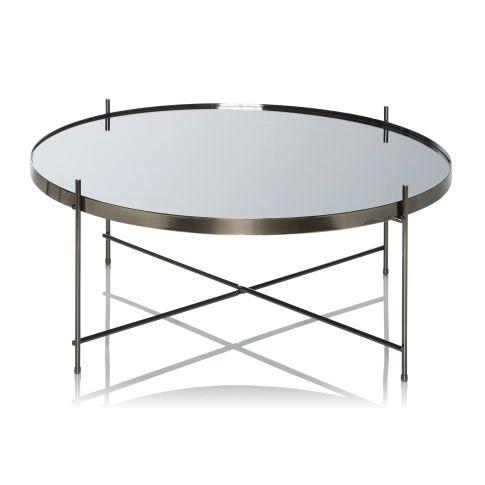 couchtisch rund metall die neuesten innenarchitekturideen. Black Bedroom Furniture Sets. Home Design Ideas